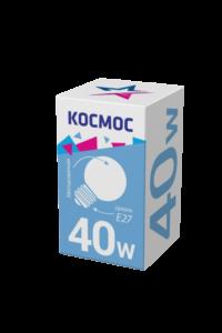 КОСМОС ШР Е27 МТ 40
